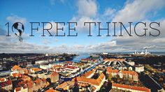 Welcome to our blog series, 10 Free Things. Today we're Scandinavia-bound with 10 fun and free things to do in Copenhagen.