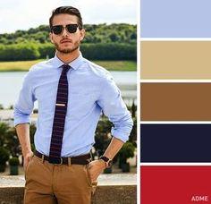e5fd757663 18 Combinaciones ideales de colores para ropa masculina