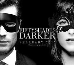 Fifty Shades Darker - Dakota Johnson and Jamie Dornan as Anastasia Steele and Christian Grey | Assuming this is Fan Made.