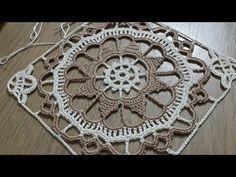 Free Crochet Doily Patterns, Crochet Diagram, Basic Crochet Stitches, Crochet Squares, Thread Crochet, Crochet Mandala, Crochet Motif, Lace Doilies, Crochet Doilies