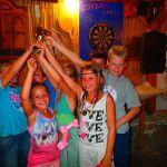 nachtelijke dropping Kreta - kindervakantie