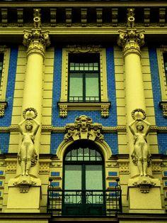 Riga, Latvia...holiday's destination founded!