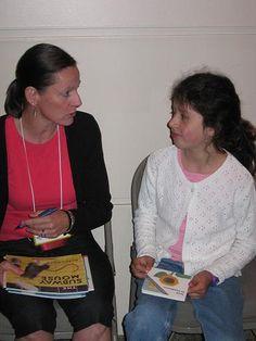 Audio Interview with Barbara Reid Children's Book Illustrator