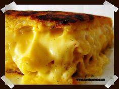 Tortilla de patata rellena | Por mis perolas | Blog de cocina