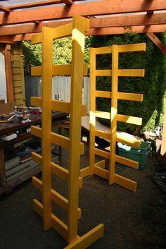 Lumber rack, for under 25 dollars