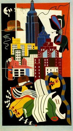 Stuart Davis 1894-1964 | American abstract painter