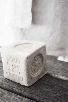 Cube de savon