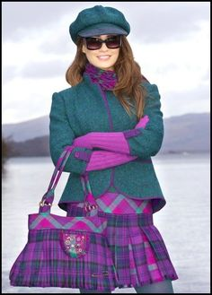 d4b3bd1e4c7 14 Best Tartan Spirit Couture images