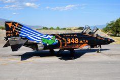 Hellenic Air Force 348 MTA Suspension of Operations - RF-4E Phantom II Retirement 4/5 May 2017. (c) by Marcel Bartwicki