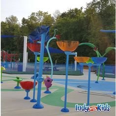 The Watermill at Williams Park | Indy with Kids