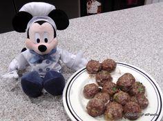 DIY Disney Recipe: 2010 Epcot Food and Wine Festival Polpetini (meatballs), Italy Pavilion ~ via Disney Food Blog