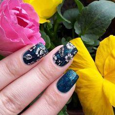 decoracion de uñas de verano