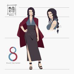 Naruto: Mizuchi Ayane by Miruae on @DeviantArt