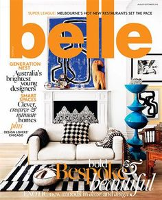 Garden Life is a retail store and boutique design studio with soul. Belle Magazine, Victoria Secret Perfume, Young Designers, Boutique Design, Interior Design, Design Interiors, House Design, September 2014, Studio