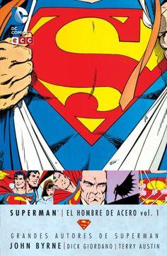 El origen de Superman por uno de los más grandes del cómic, John Byrne