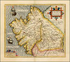 Image result for mapa de portugal galizia