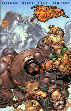 Battle Chasers by Joe Madureira Comic Book Artists, Comic Book Characters, Comic Artist, Comic Books Art, Joe Madureira, Comics Anime, Spawn Comics, Battle Chasers, Comic Art Community