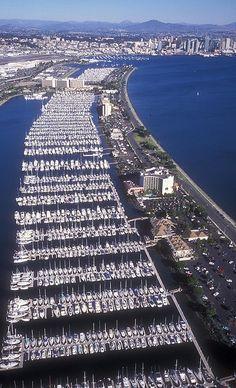 San Diego, California , USA , from Iryna