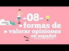 08 Formas de Valorar Opiniones en Español