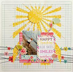 Layout: Be Happy