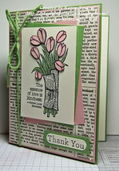 Stampin' By The Bay: Freshly Made Sketches 168 & Love is Kindness