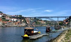 """""""Three hours north of Lisbon and nestled at the base of the Douro Valley, the historical port town of Porto is a city of contrasts as Roman ruins loiter beneath medieval streets; bell towers kiss the heavens as the river rushes to meet the eternal depths of the Atlantic Ocean; slender alleys twist round terraced buildings to merge with sprawling plazas; and the Portuguese port wine tradition remains steeped in English culture."""""""