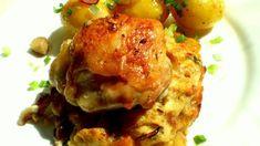 Pečené kuře s nádivkou trochu jinak | Vaření s Tomem