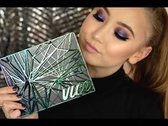 Urban Decay Vice 4 Palette Tutorial | First Look ♥ - YouTube