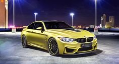 for sale: BMW M4 with +560HP & Hamann aero-kit:
