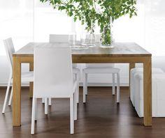 table carrée Corbeil