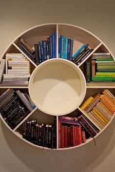 Best Revolving Unusual Bookcases Images Bookcase Bookshelves