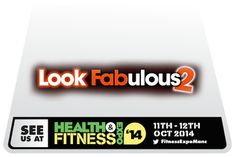 Find us at the Health & Beauty Expo at Event City on October 11th and 12th. Free entry! www.lf2.co.uk
