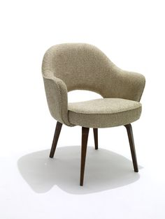 Knoll-Saarinen executive armchair for office