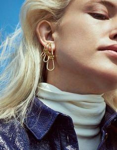 L'instant mode : le punk élégant des bijoux d'Annelise Michelson // Wanda Nylon in the Wire lookbook