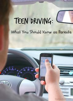 "If you are a parent, this is one post you need to read. It's so much more than don't ""text and drive."" Plus, ways to save money in the process."