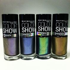 Maybelline New York show color