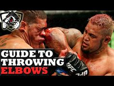 START TRAINING MMA ONLINE►http://bit.ly/1FIOiju GET MORE FIGHT TIPS►http://bit.ly/1APnzvw Here is an in-depth guide on throwing elbow strikes, various setups...