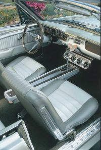 """HowStuffWorks """"1965 Mustang Options"""""""