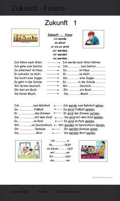 German Grammar, German Words, Study German, Deutsch Language, German Language Learning, Future Jobs, Skills To Learn, Always Learning, English Lessons