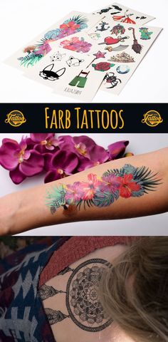 die besten 25 klebetattoos ideen auf pinterest k rperschmuck henna tattoo designs foot und. Black Bedroom Furniture Sets. Home Design Ideas