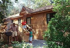 Disney Fort Wilderness Resort and Campground, Orlando, Florida