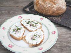 Tvarohová pomazánka s divokými bylinkami - My Cooking Diary