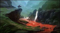 Red River by andreasrocha.deviantart.com on @deviantART