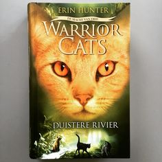 Warrior cats serie 3 deel 2: Duistere rivier. #boekperweek 15/52 #hebbannl