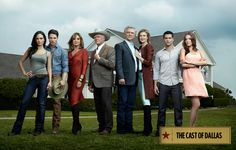 Dallas - TNT - New Series Coming June 13, at 9:00 Eastern!