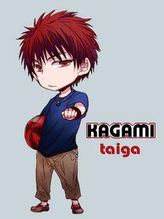 Kagami Taiga - Kuroko no Basuke - Image - Zerochan Anime Image Board Kuroko No Basket, Kagami Kuroko, Kagami Taiga, Anime Chibi, Anime Art, Kiseki No Sedai, Good Anime Series, Generation Of Miracles, Kuroko's Basketball