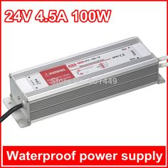 Factory direct> Electrical Equipment & Supplies> Power Supplies> Switching Power Supply>  LED Wateproof Series >LPV-100W-24V