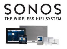 Sonos. Customer since 2005.