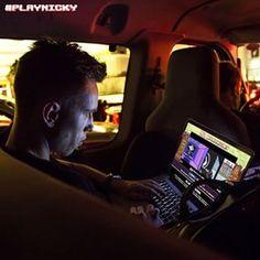 Nicky Romero Arcade Games, Instagram, Nicky Romero