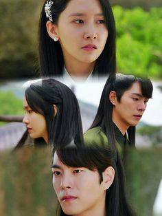Wang Rin and San in The King Loves